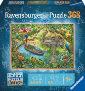 Ravensburger 12924 AT EXIT KIDS Dschungelsaf.368p