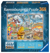 Ravensburger 12926 AT EXIT KIDS Siggiland 368p
